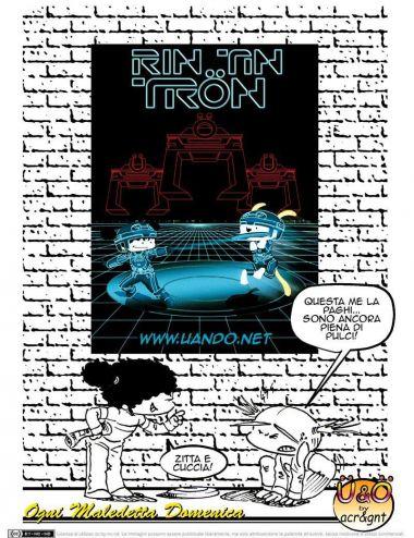 Rin Tin Tron