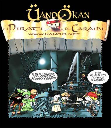 Uandokan E I Pirati Dei Caraibi
