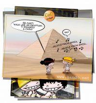 Che Meraviglia – La Piramide Di Cheope a Ghiza